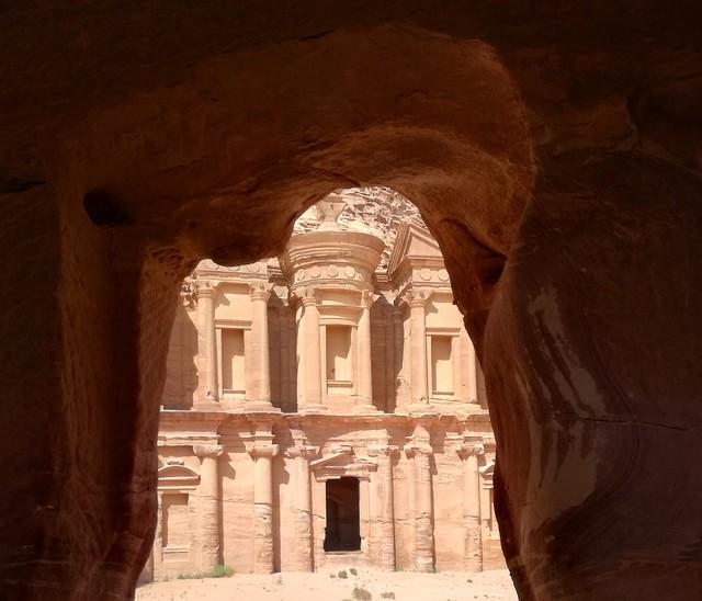 The monastery, Petra, Jordan IMG_20190601_193004