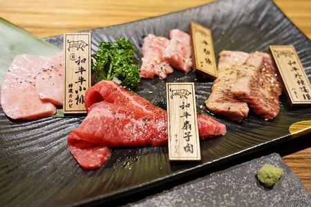 上吉燒肉 Yakiniku,職人級的桌邊服務