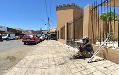 En el viejo Torreón.