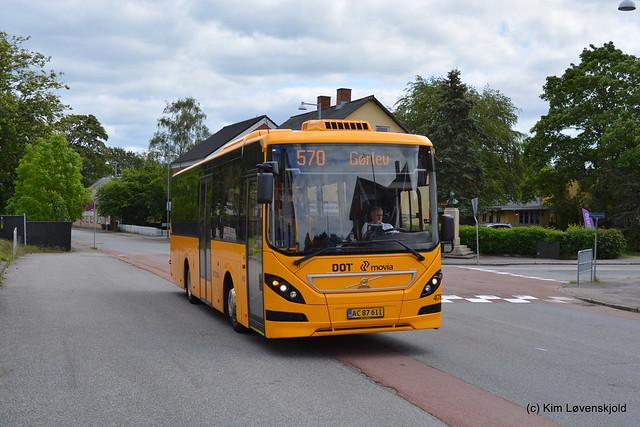 2013' Volvo 8900LE / B8RLE-47