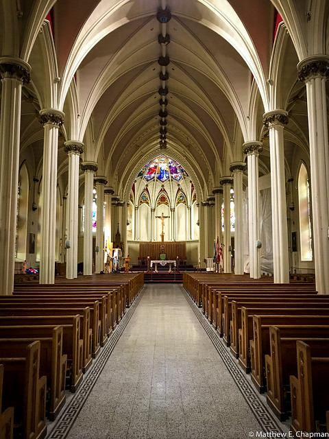 St. Mary's Cathedral Basilica