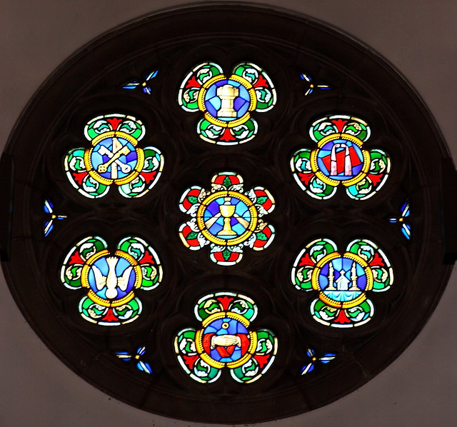 Nativity of the Lord Rose Window