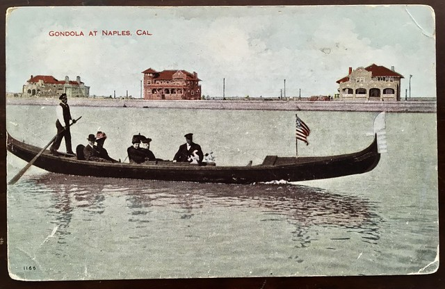 Naples, Calif. back in the day