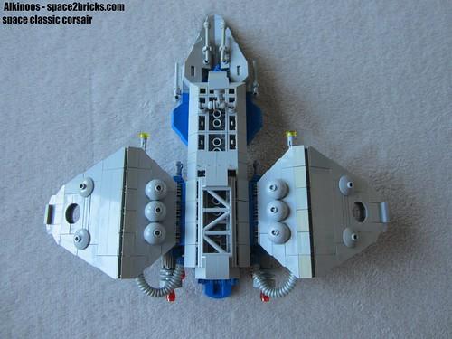 Lego space classic corsair p6