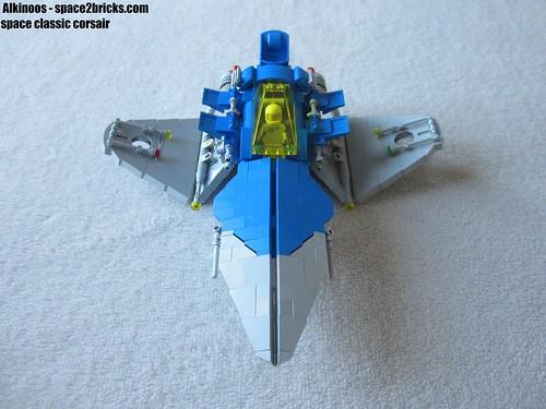 Lego space classic corsair p2