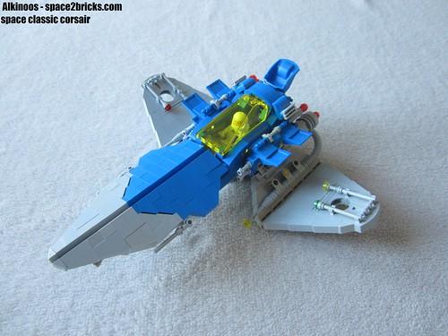 Lego space classic corsair p1