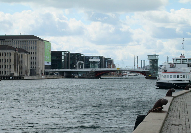 A Bridge, Copenhagen Waterfront