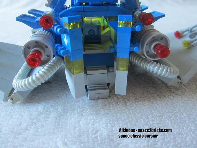 Lego space classic corsair p5