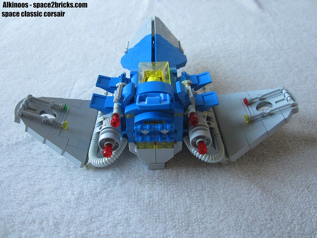 Lego space classic corsair p4