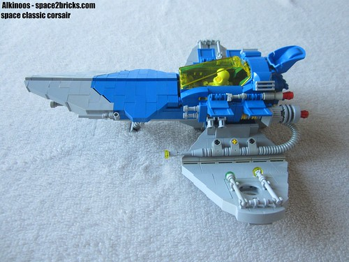 Lego space classic corsair p3