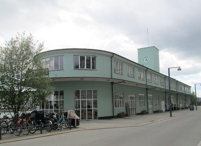 Reverse View, The Standard, Havnegade, Copenhagen