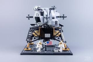 LEGO Creator Expert 10266 NASA Apollo 11 Lunar Lander Review-28 | by DoubleBrick.ru