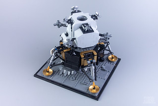 LEGO Creator Expert 10266 NASA Apollo 11 Lunar Lander Review-15 | by DoubleBrick.ru