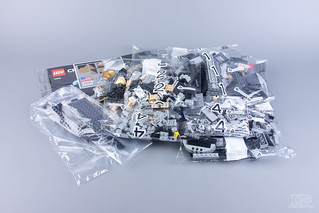 LEGO Creator Expert 10266 NASA Apollo 11 Lunar Lander Review-2 | by DoubleBrick.ru
