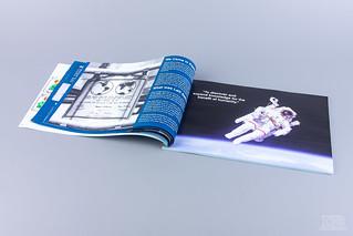 LEGO Creator Expert 10266 NASA Apollo 11 Lunar Lander Review-9   by DoubleBrick.ru