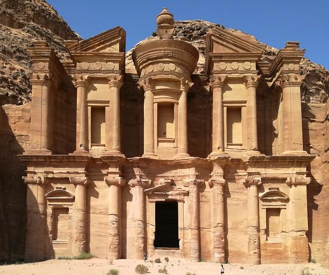 The Monastery, Petra, Jordan IMG_20190601_221556