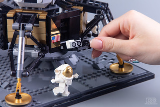 LEGO Creator Expert 10266 NASA Apollo 11 Lunar Lander Review-24 | by DoubleBrick.ru