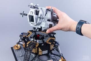 LEGO Creator Expert 10266 NASA Apollo 11 Lunar Lander Review-18 | by DoubleBrick.ru