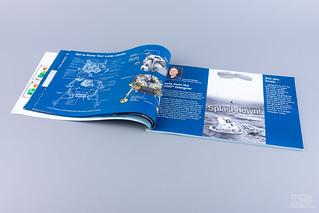 LEGO Creator Expert 10266 NASA Apollo 11 Lunar Lander Review-8 | by DoubleBrick.ru