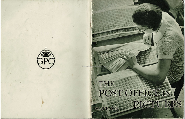 The Post Office in Pictures, 1935 : covers