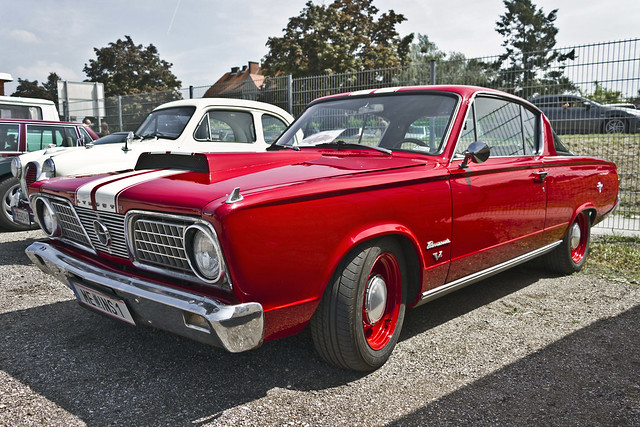 Plymouth Barracuda 1966 (1497)
