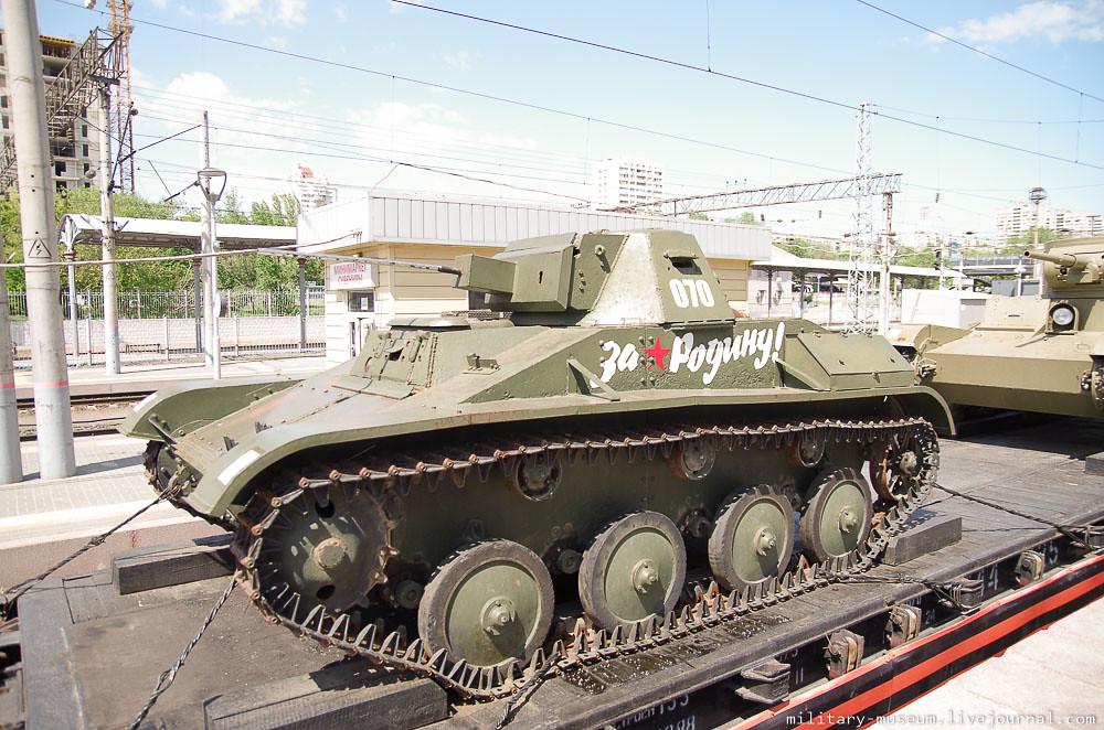 Эшелон Победы на вокзале в Волгограде -36