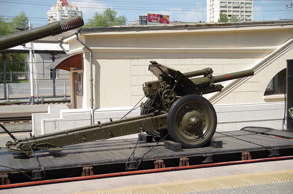 Эшелон Победы на вокзале в Волгограде -24