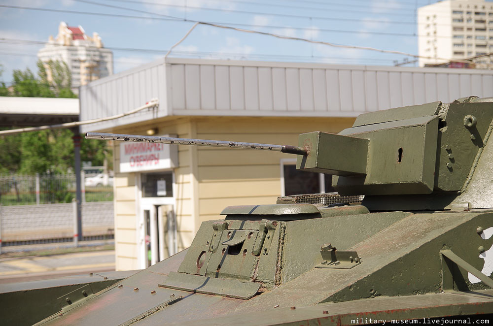Эшелон Победы на вокзале в Волгограде -37