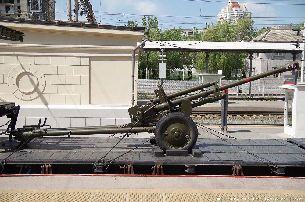 Эшелон Победы на вокзале в Волгограде -27