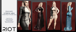 RIOT / Dracarys Dresses @ Final Winter | by Riot Mainstore