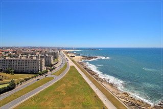 View from Boa Nova Lighthouse. Leça da Palmeira, 29-05-2019 | by JoãoP74