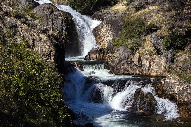 Cascadas gloriosas