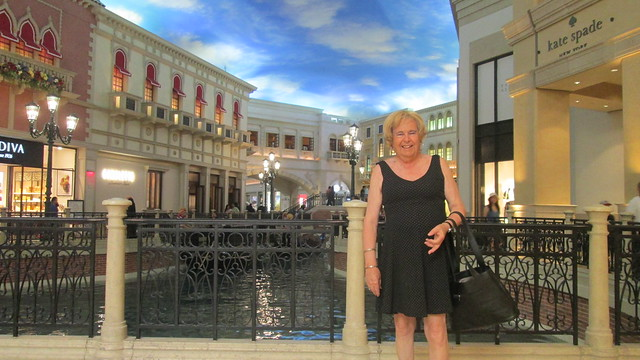 Inside Pallazio Venetio