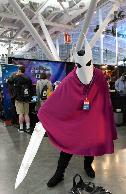 PAXEast 2019 Cosplayer