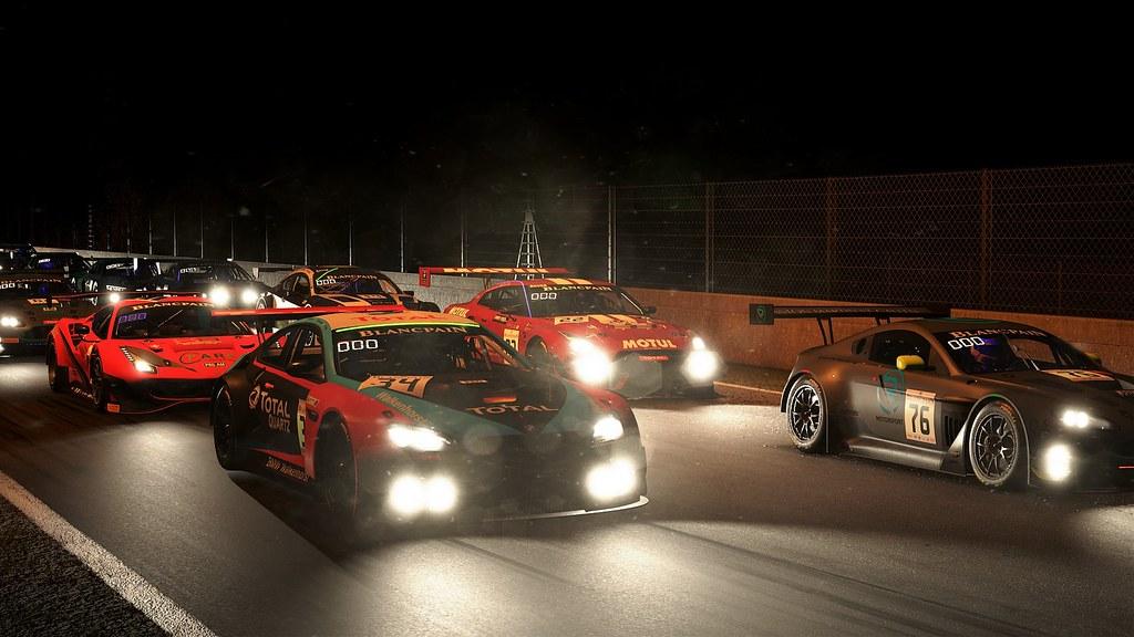 Assetto Corsa Competizione - Night Race