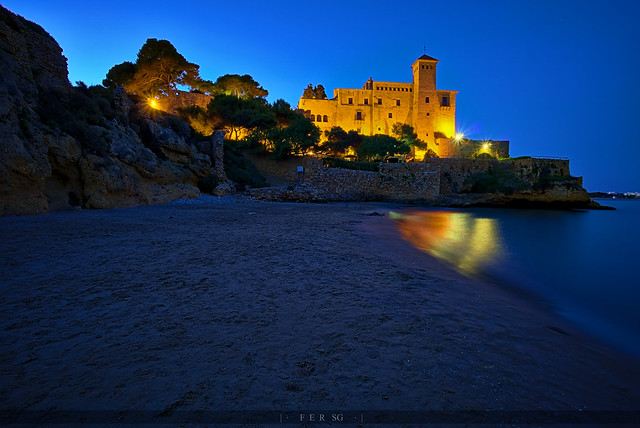 Tamarit Castle v2