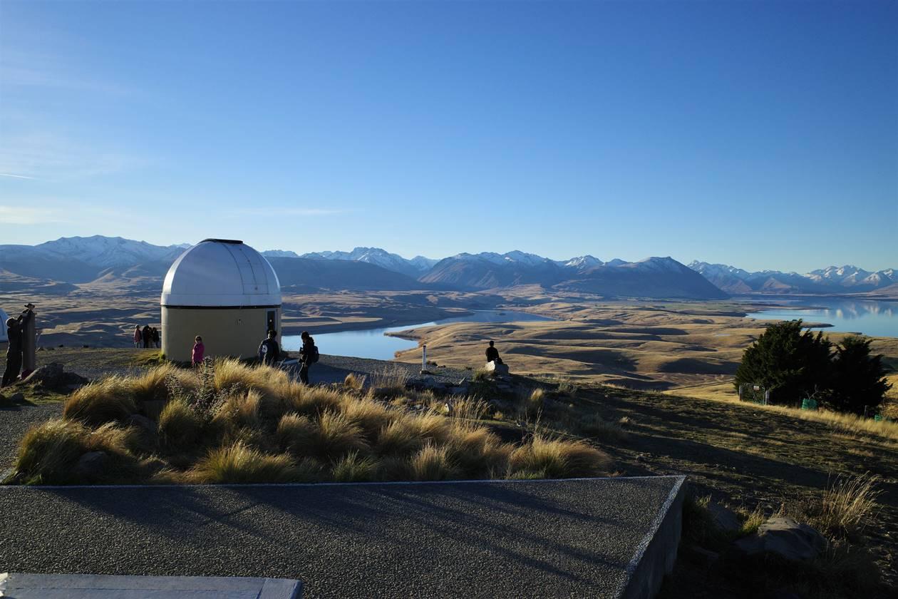 マウントジョン山頂天文台