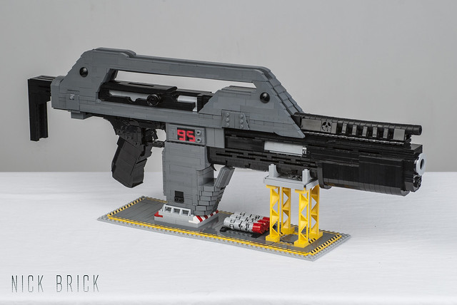 M41A Pulse Rifle - Aliens