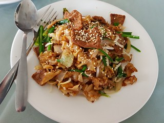 Beef Chay Kway Teow at New Garden Chinese