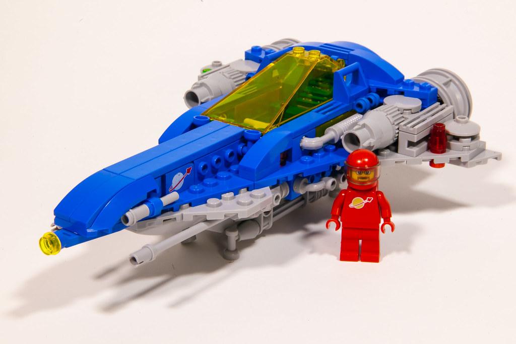 LEGO NCS Cruiser