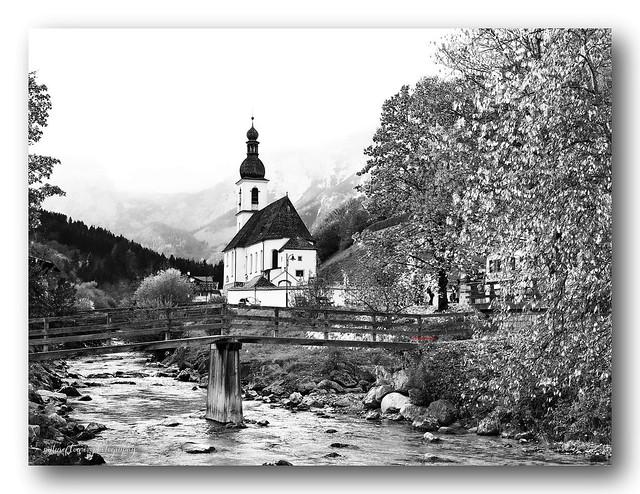 A fairy tale village.