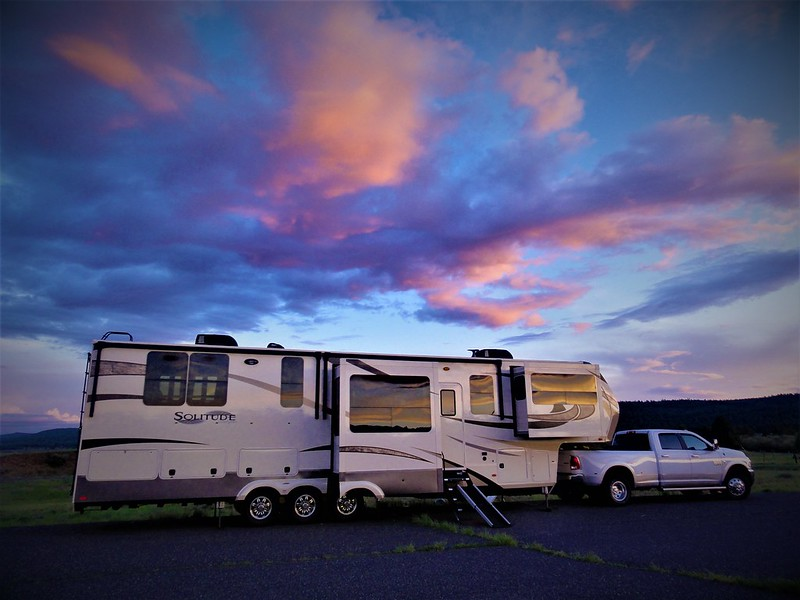 RV Net Open Roads Forum: Toy Haulers: What 5r (ToyHauler) do you own?