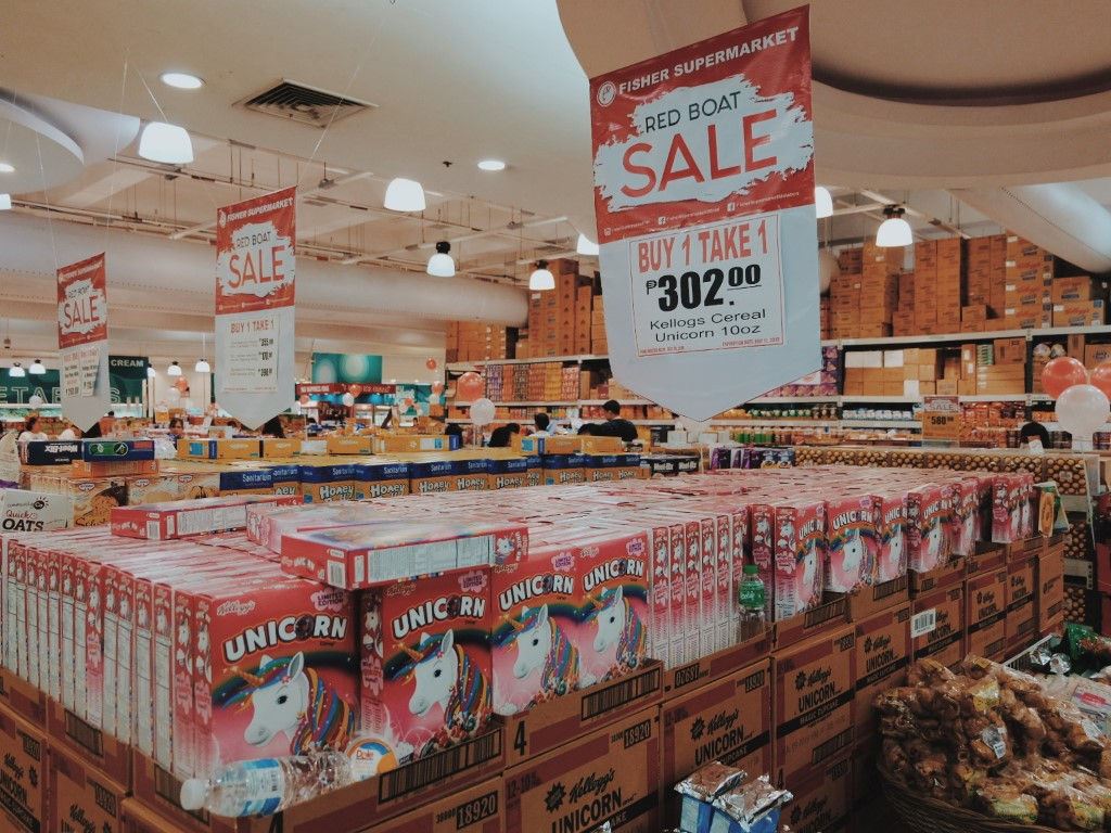 Fisher Mall Red Boat Sale + List of Participating Stores and Discounts