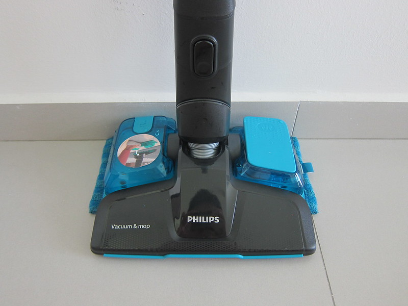 Philips SpeedPro Max Aqua - Vacuum And Mop Nozzle