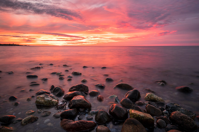 Baltic Sunset, Northern Germany