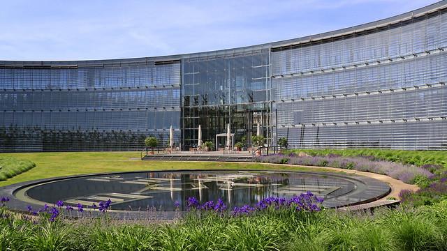 BAYER Headquarters Leverkusen