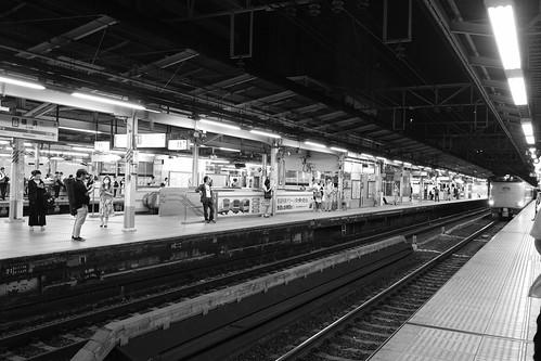 01-06-2019 'Sunrise Izumo' at Yokohama Station (3)