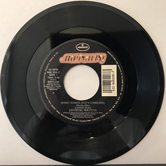 CRYSTAL WATERS:GYPSY WOMAN(SHE'S HOMELESS)(RECORD SIDE-A)