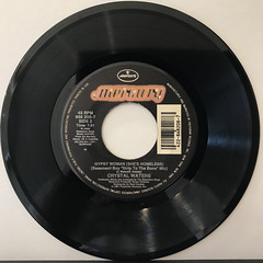 CRYSTAL WATERS:GYPSY WOMAN(SHE'S HOMELESS)(RECORD SIDE-B)