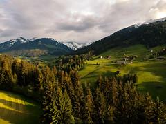 Sunset, Alpbach